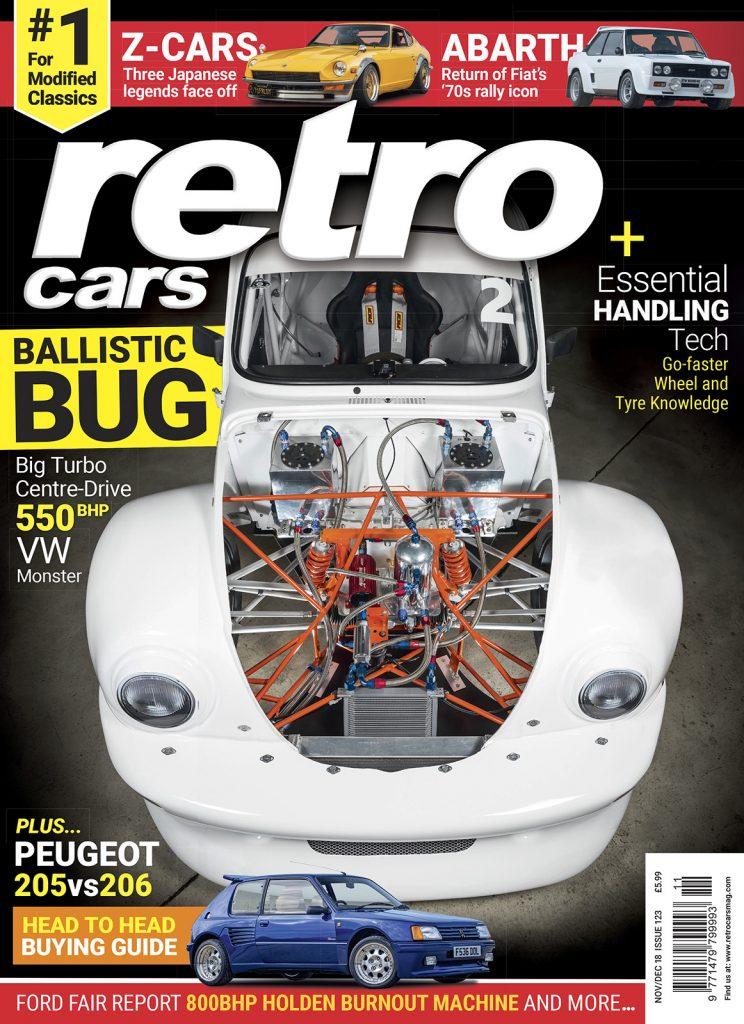 Wayne Penrose Volkswagen Racing Beetle