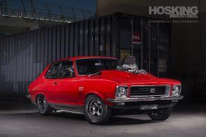 Stephen Sherry's Holden LJ GTR Torana GRNADE