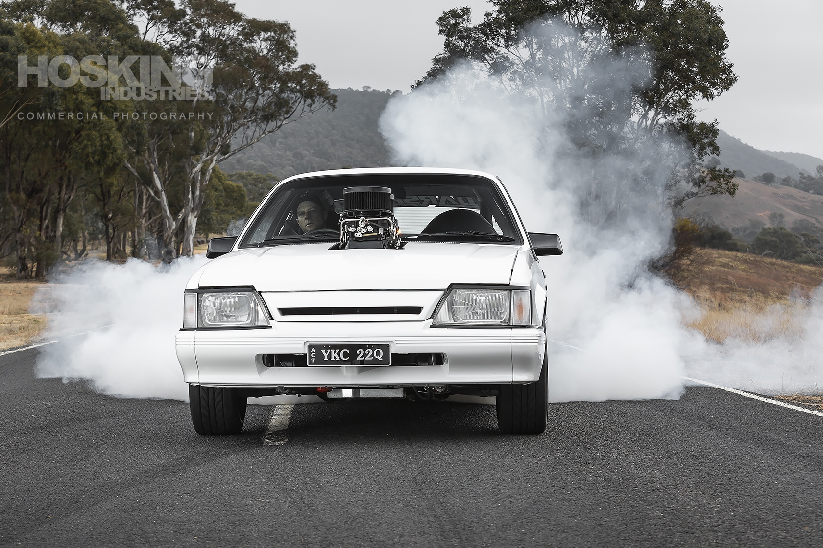 Paul Knowles' Holden VK Commodore