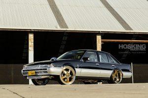 Steve Sterjovski's Holden VL Calais