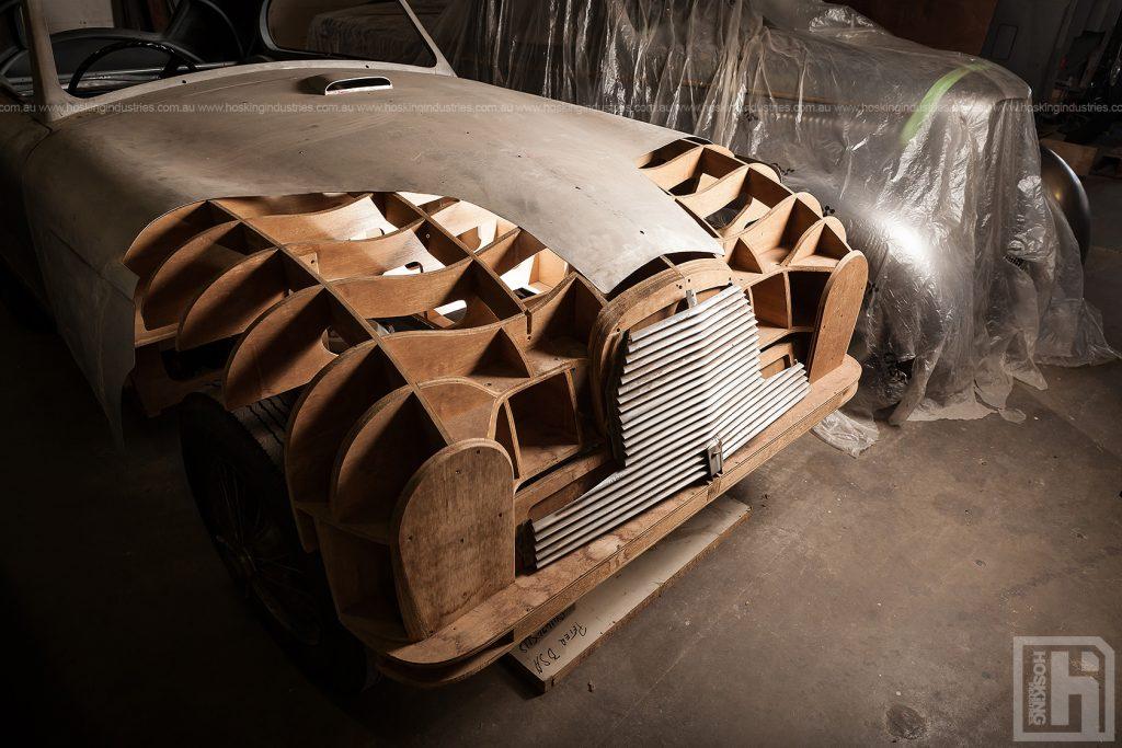 Woods & Woods metal shaping