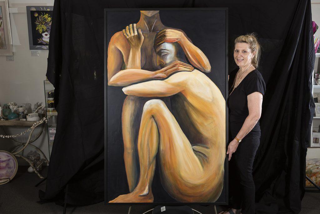 Sonya Marsh artist portrait