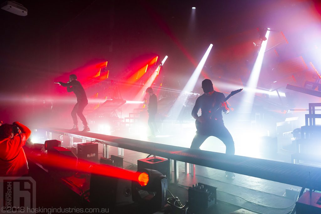 Parkway Drive + Killswitch Engage @ NEX Newcastle - October 27, 2018