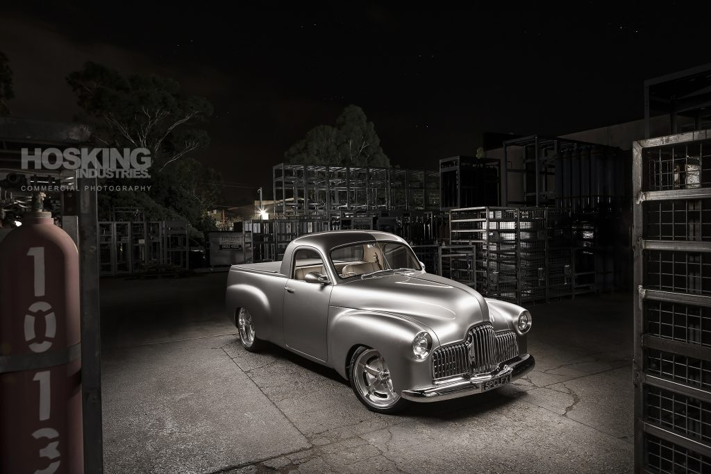 Image Conversions' Holden FX ute