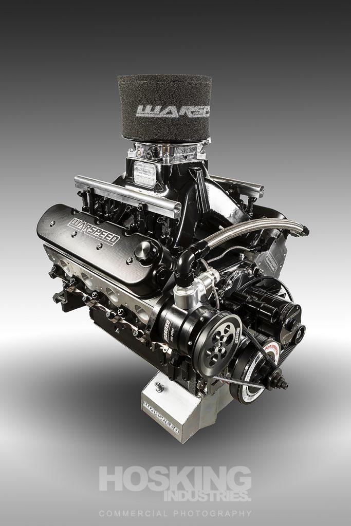 Warspeed LS engine photo