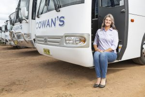 Cowan's Bus for Australasian Bus & Coach