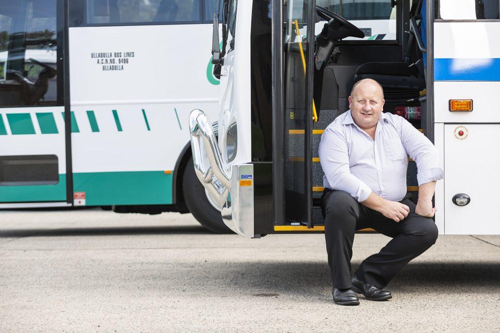 Ulladulla Buslines for Australasian Bus & Coach