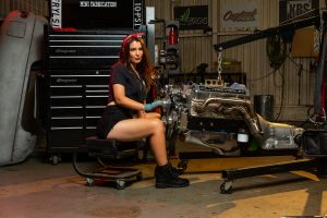 Ash Wilson for United Speed Shop