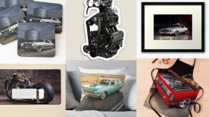 Automotive Gifts for Xmas